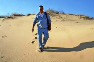 Курс выживания в пустыне Алешко
