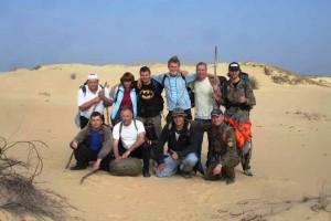 КОРПОРАТИВНЫЙ ТРЕНИНГ ТРК «ЕВРОПА» в пустыне. Часть 2