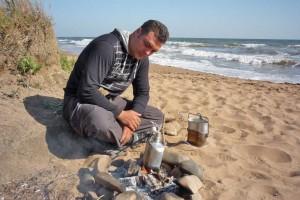 Курс выживания Крымские степи. Часть 2