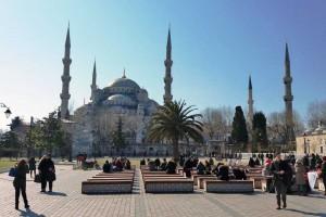 Автономный тур в Стамбул. Часть 1