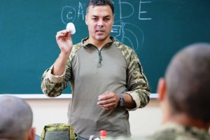 Теоретические занятия по тактической медицине
