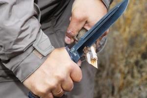 Ножи боевые «Укр» и «Шквал»