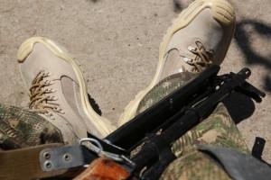 Ботинки с высоким берцем летние для ВСУ