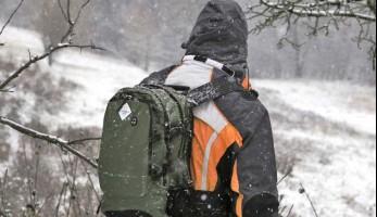 Рюкзак с солнечной батареей VobraBag