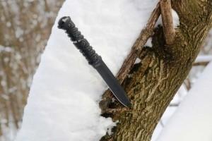 Нож тактический полевой