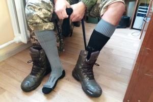 Носки длинные (гольфы) и гетры с компрессионным эффектом1