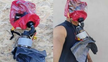 Самоспасатель пожарный изолирующий Dezega