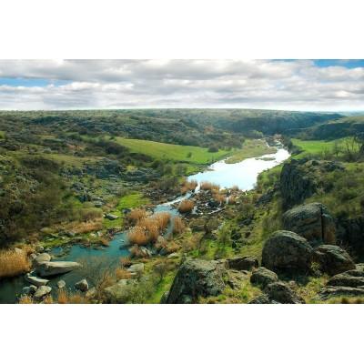 Школа выживания в условиях горной реки, скал, редколесья, степи (Актовский каньон)