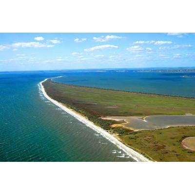 Школа выживания на побережье море, в море и степной зоне Кинбурнского полуострова